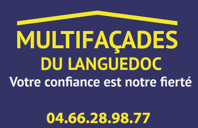 Multi-façades du languedoc